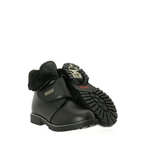 Barbo Black Short Ladies Winter Boots Flipgripz