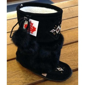 "Mukluk Black 13"" Laurentian Chief"