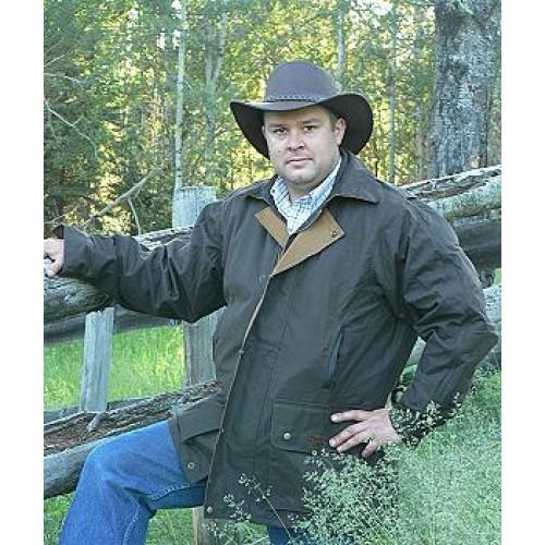 Darwin oilskin jacket