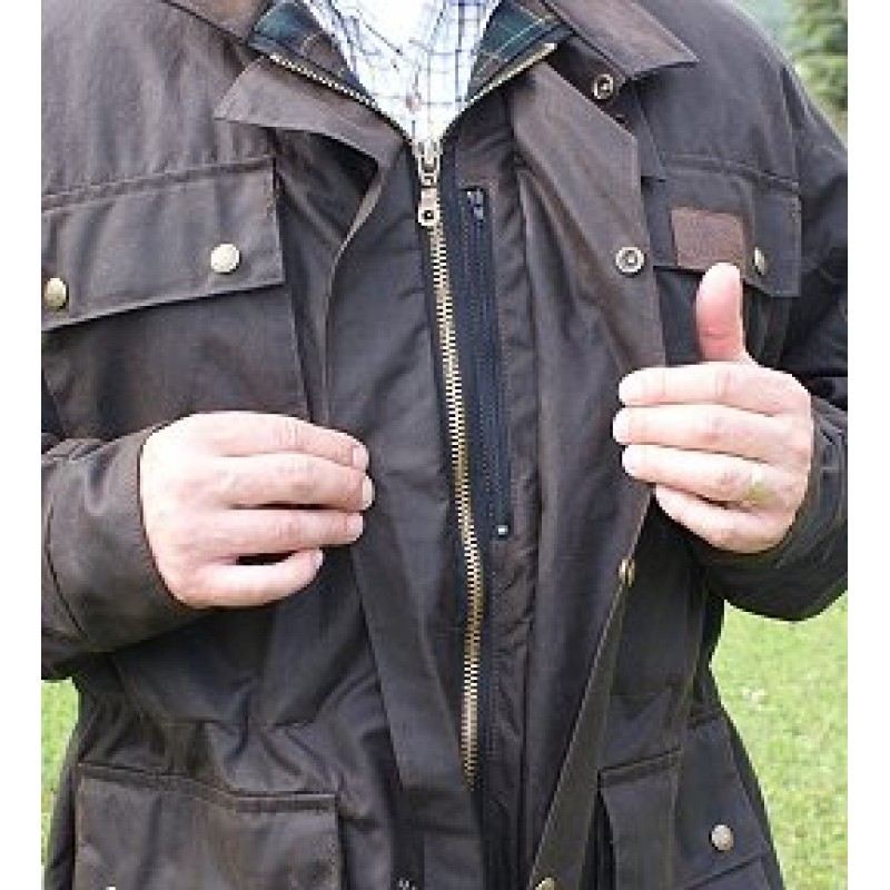 The Townsville Oilskin Jacket For Men