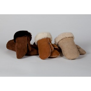 Sheepskin Mittens : Style 5030 - New Zealand Mitts