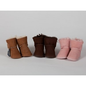 Baby Velcro boots