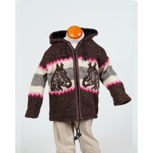 Kids Wool Sweater : Style 2035