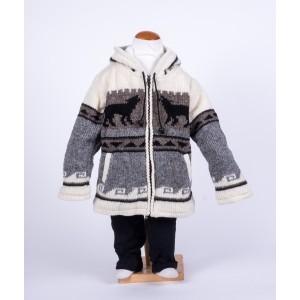 Kids Wool Sweater : Style 2069